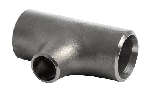T-Stück mit reduziertem Abgang, 316/316L, ASTM A-403 WP-S, nahtlose